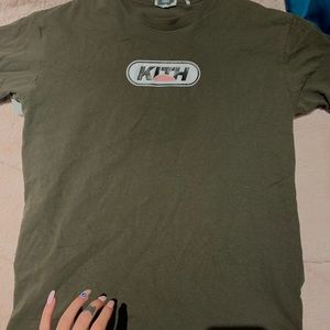 Kith shirt size medium